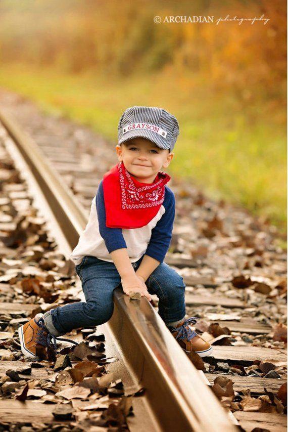 Train Photo Prop Hat 1299653bb394