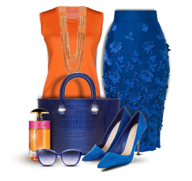 """Orange & Blue 