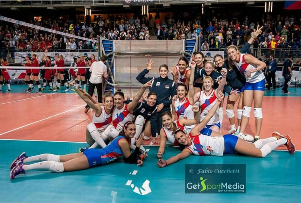 Milena Rasic On Twitter Volleyball Sports Basketball Court