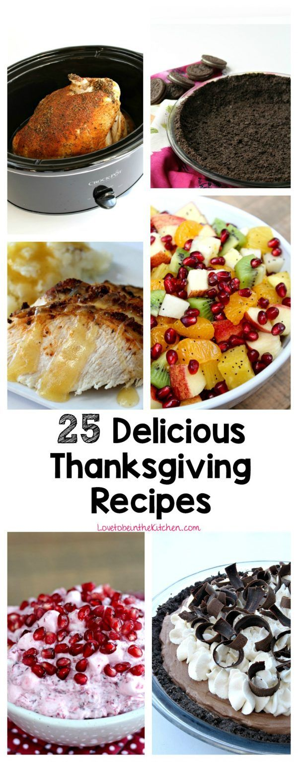 Thanksgiving Recipes + $100 Amazon Gift Card Giveaway