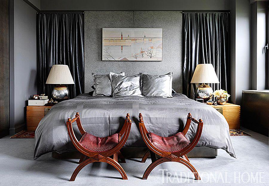 Designer Carmen Marc Valvo's New York Apartment and Bridgehampton Garden | Traditional Home