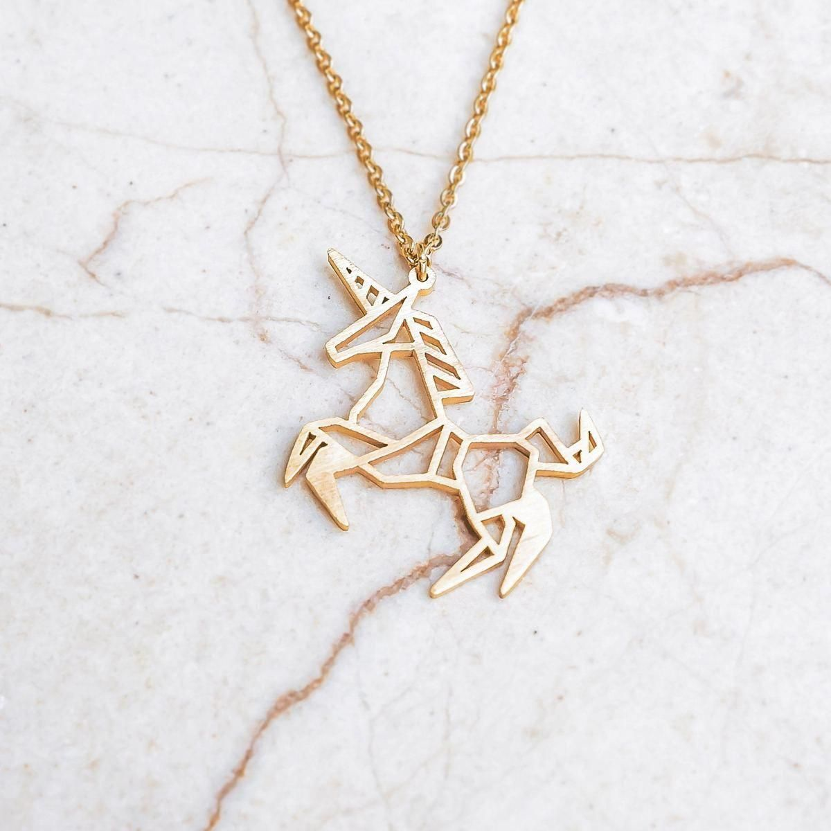 14k solid gold coin necklace