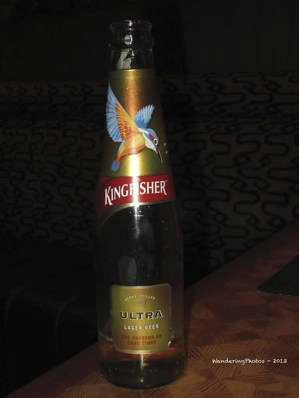 Wandering Photos Kingfisher Ultra Lager Beer United Breweries