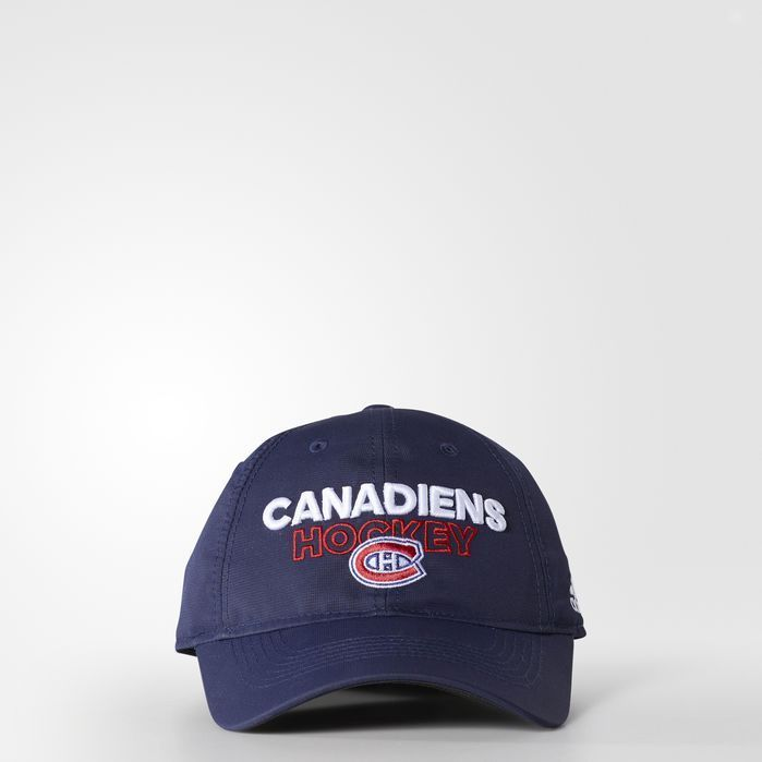 8497c72b7 Canadiens Adjustable Slouch Hat in 2019 | Products | Hats, Hockey ...