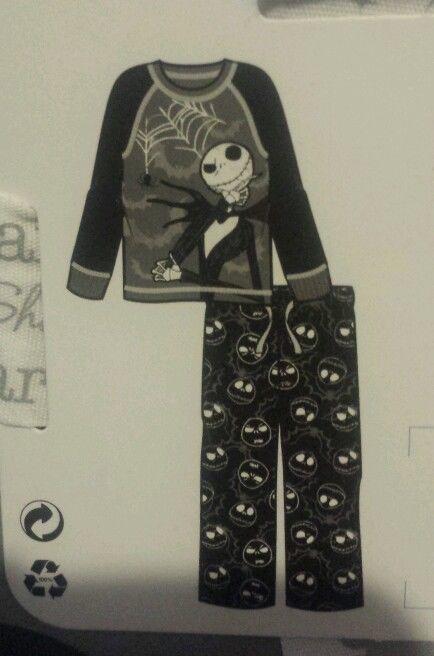 Disney Store Jack Skellington Pajama Set Nightmare Before Christmas Men s  Medium  DisneyStore  PajamaSets ba186539e