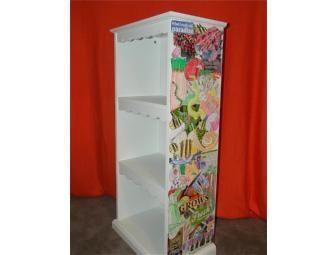 Mrs. Clougher\u0027s 1st Grade Class ~ Decoupage Bookshelf