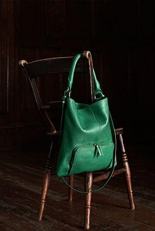 algae green bag