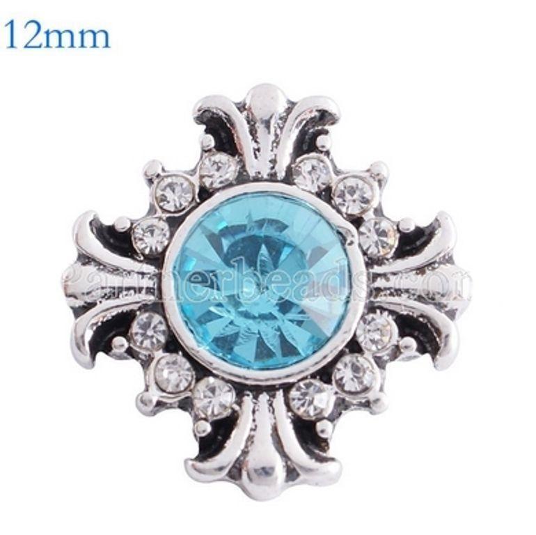 Other Fashion Jewelry Fits Ginger Snap Mini Snaps Rhinestone Button Petite Jewelry Magnolia Vine 12mm