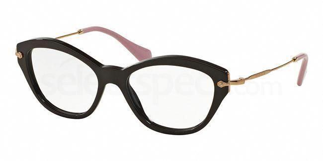 959eae76e3 Miu Miu MU 02OV glasses - Free Lenses   Delivery at  SelectSpecs  MiuMiu