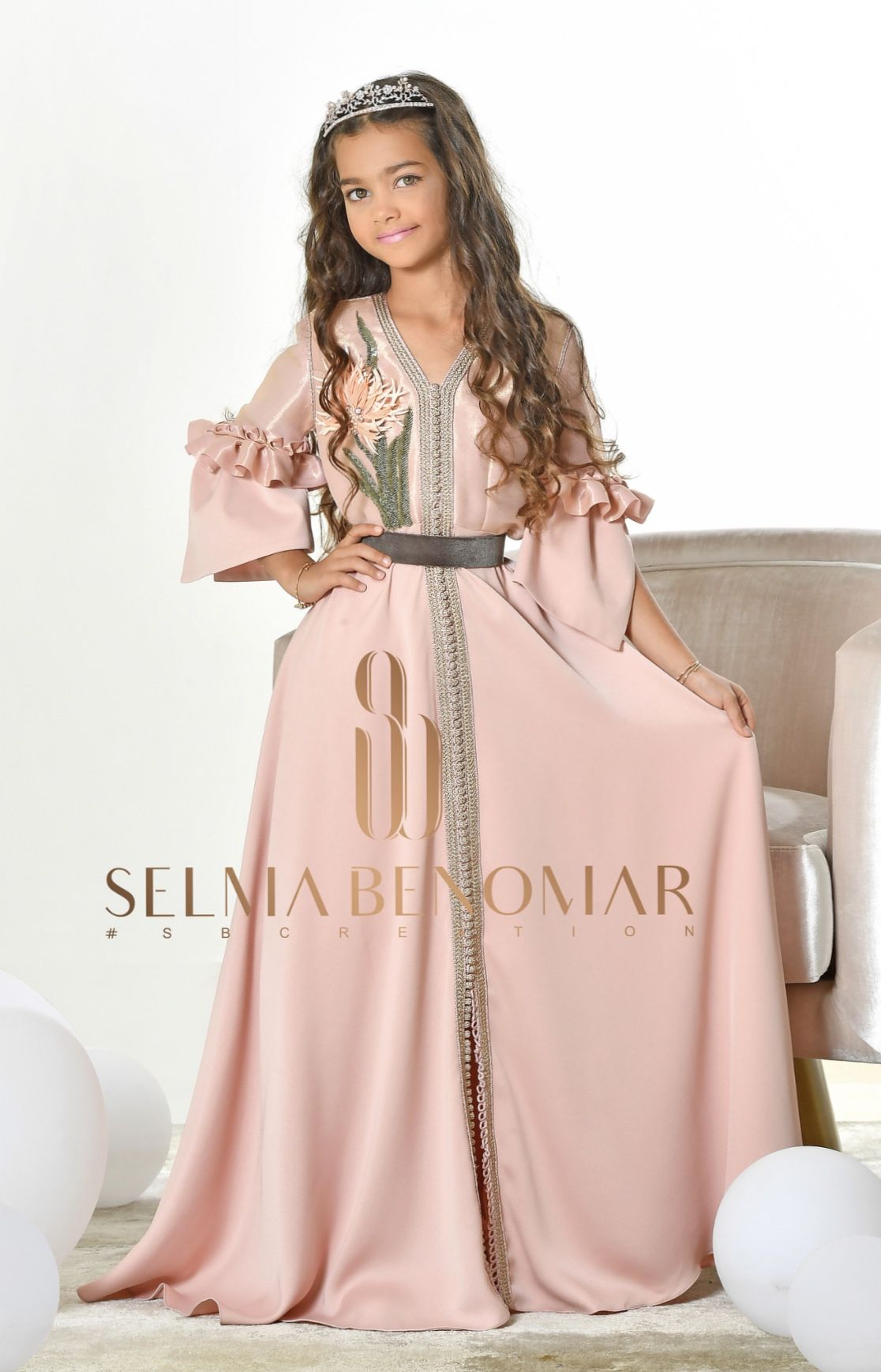 783df9b10a New collection Ramadan 2018 by Selma Ben Omar Moroccan Dress, Wedding  Dresses For Girls,