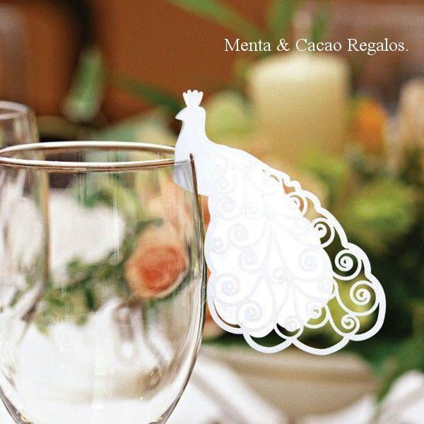 Mesero Pavo Real boda P & JA
