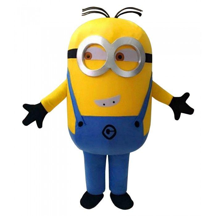 Minion mascot costume  sc 1 st  Pinterest & Minion Mascot Costume | Mascots UK | Pinterest | Minion mascot costume