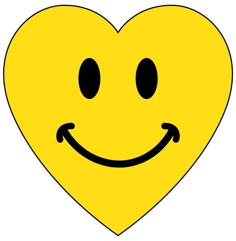 Smiley Face Heart   Heart smiley, Smiley, Art wallpaper iphone