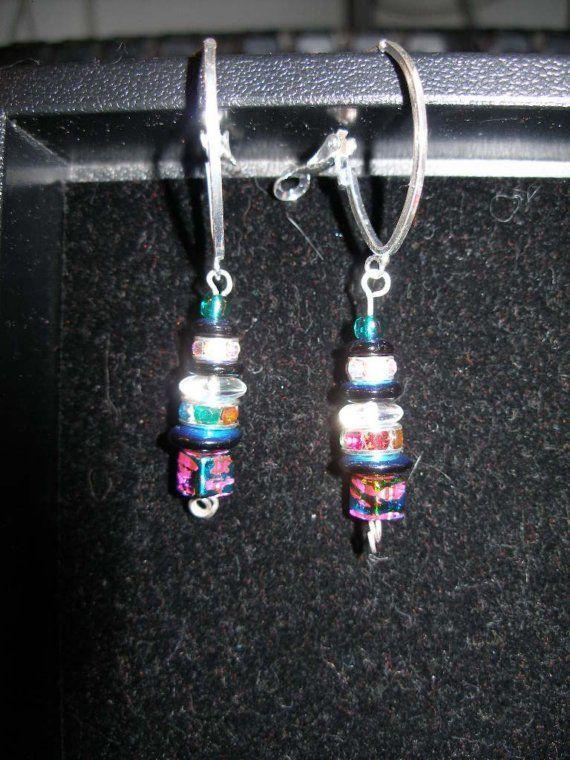 Beaded Earrings  trending now   etsyBead by TheCreativeBlock, $15.00
