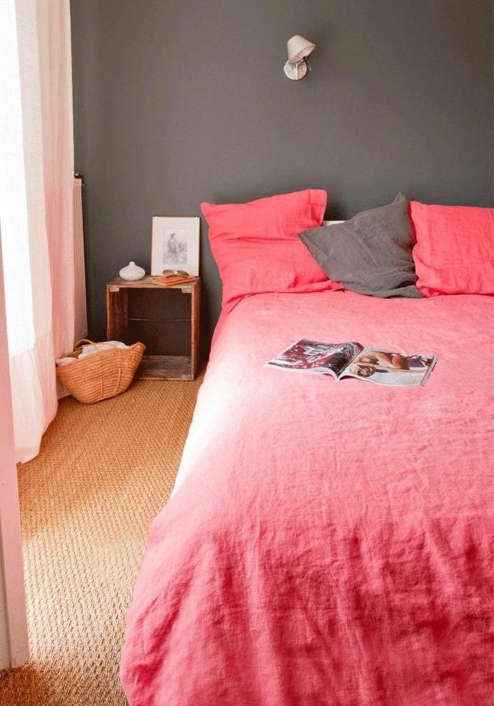 le linge de lit en lin la parure de lit cosy et naturelle sisal. Black Bedroom Furniture Sets. Home Design Ideas