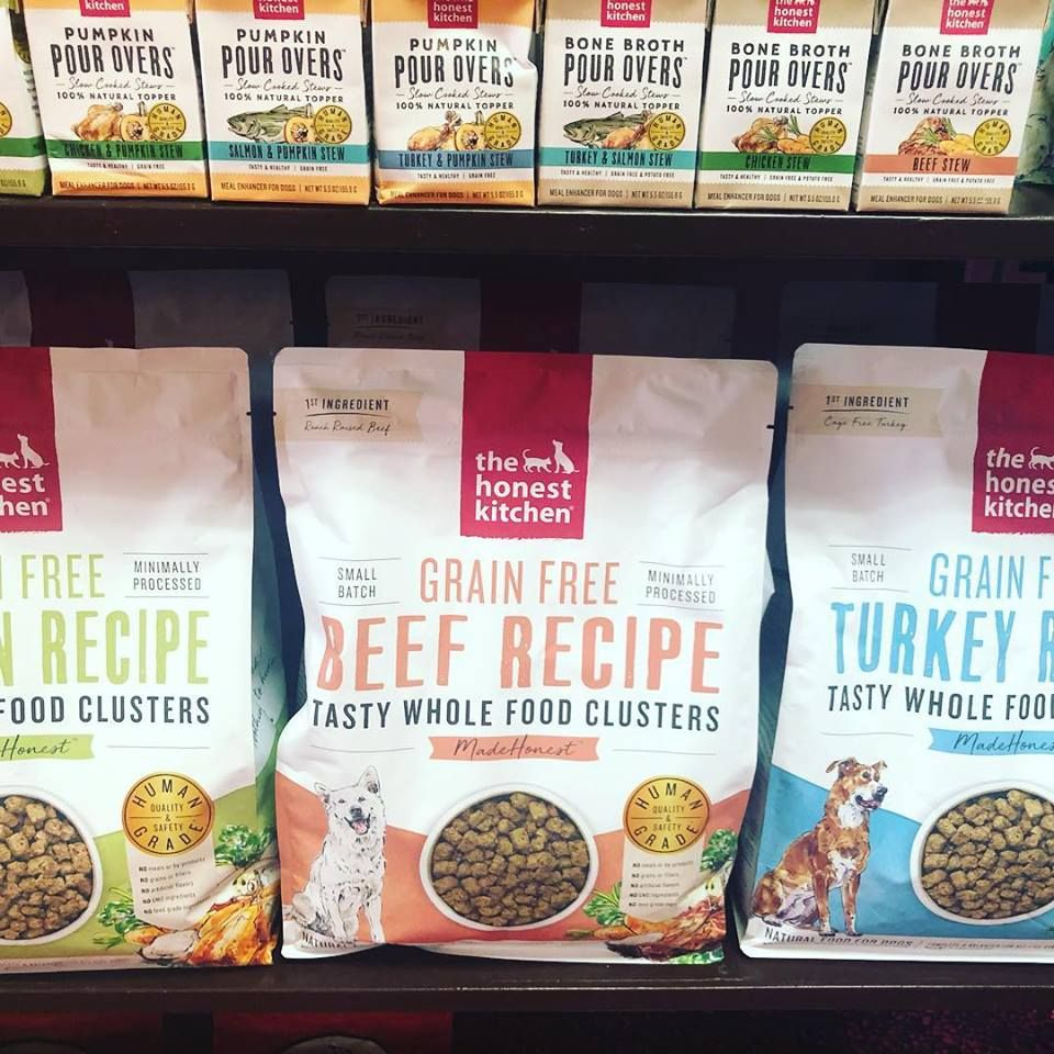 It Has Arrived Honestkitchen 100 Human Grade Dry Food For Dogs