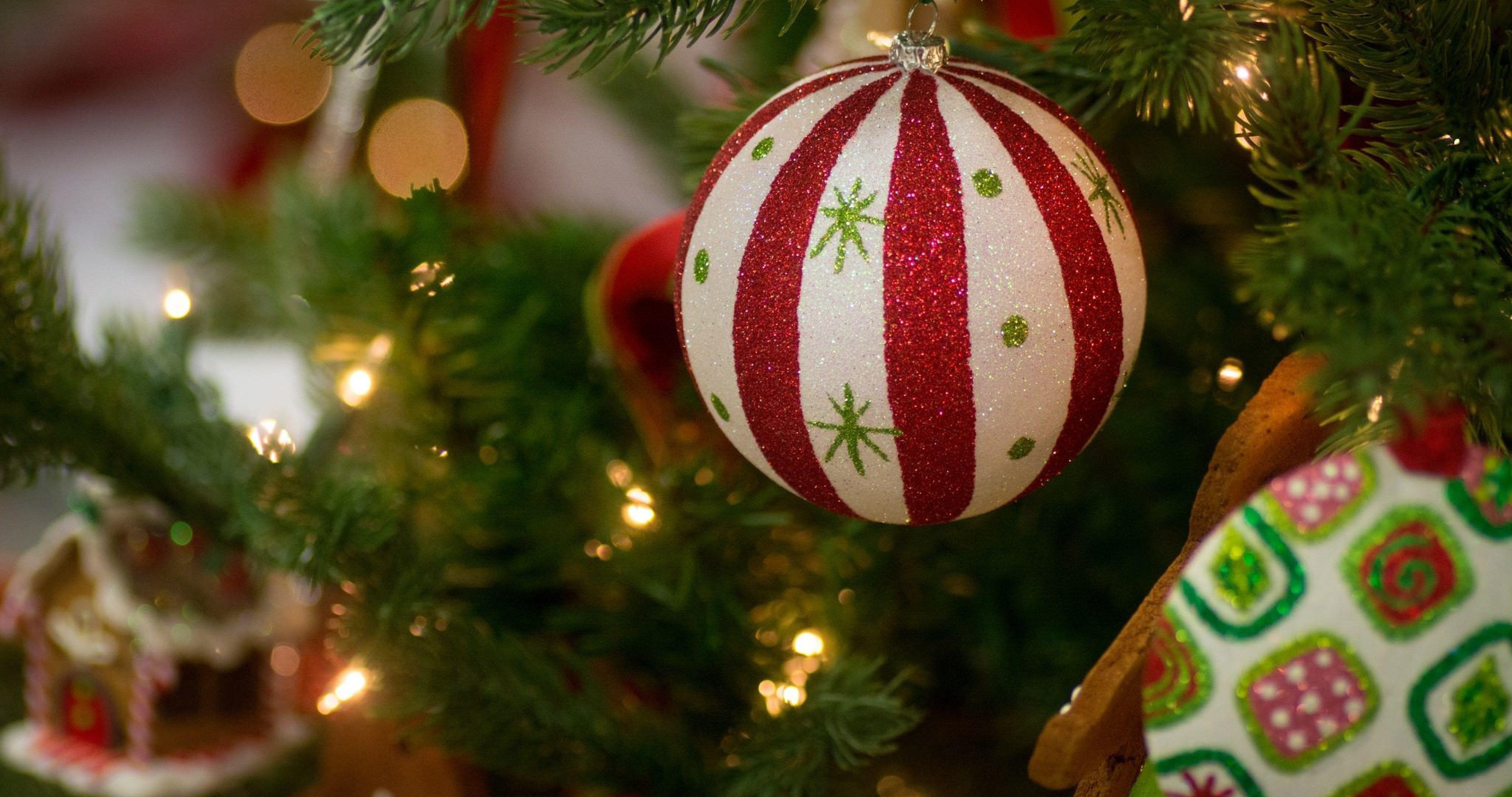 new year balls wallpapers hd 4k ultra hd wallpaper   ololoshenka