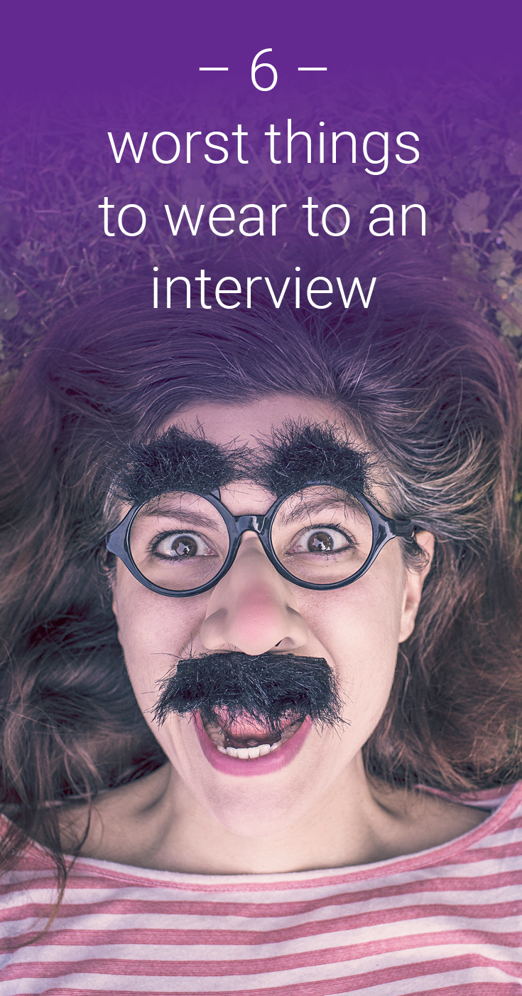 7 interview looks that say  u201cdon u2019t hire me u201d