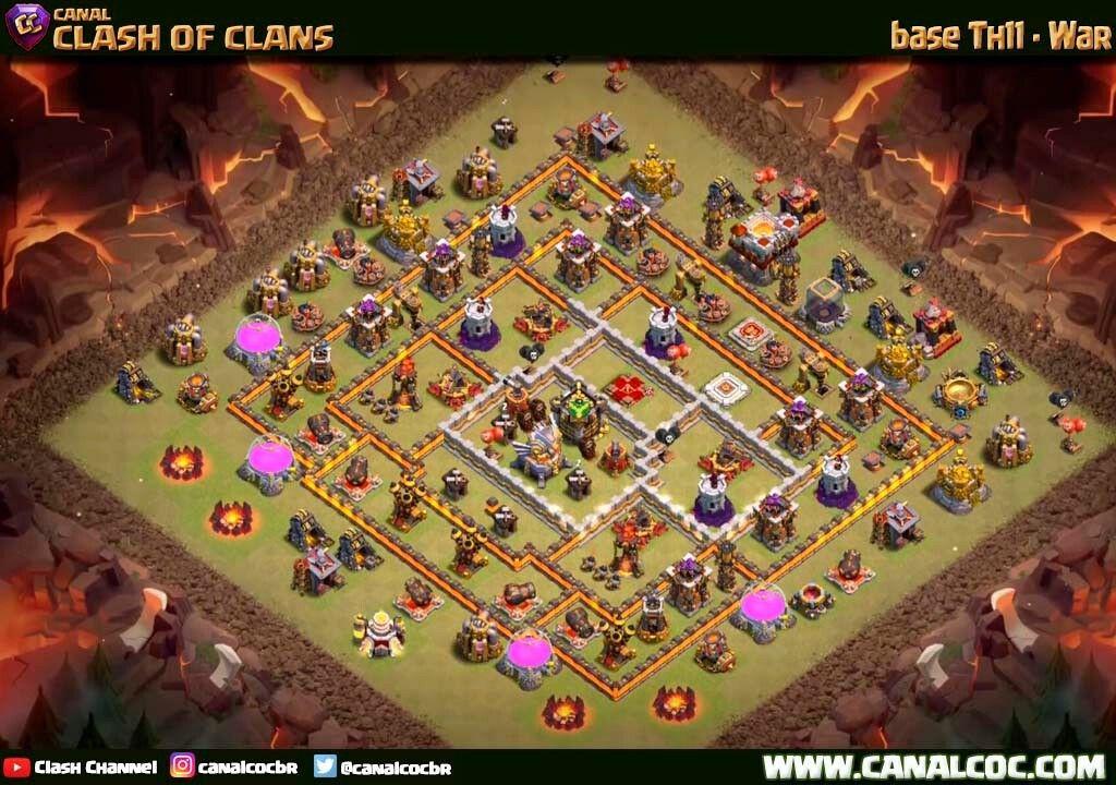 Base War Th 11 Prematur Terkuat 5