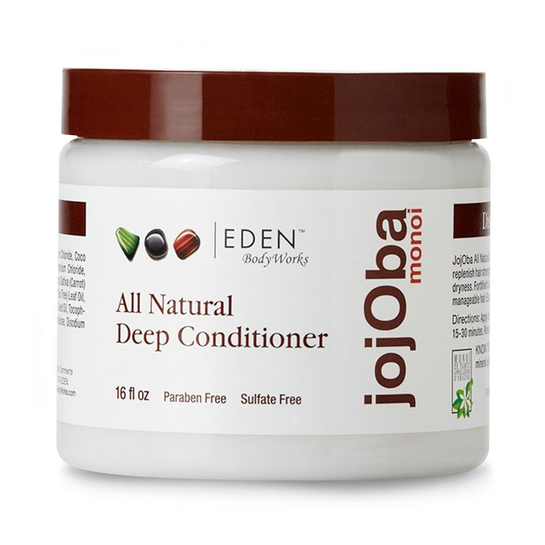 Eden BodyWorks Jojoba Monoi Deep Conditioner 16 fl oz