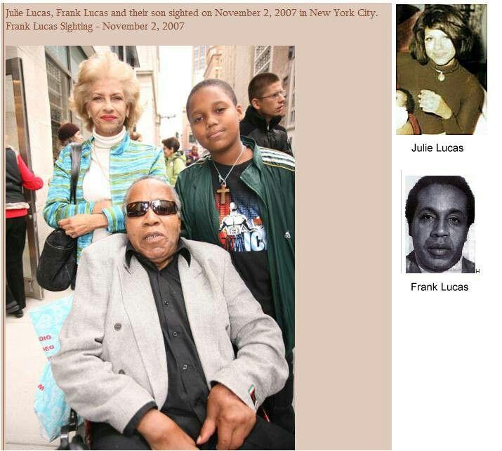 Frank Lucas, American Gangster Drug Kingpin Depicted By Denzel Washington, Dead