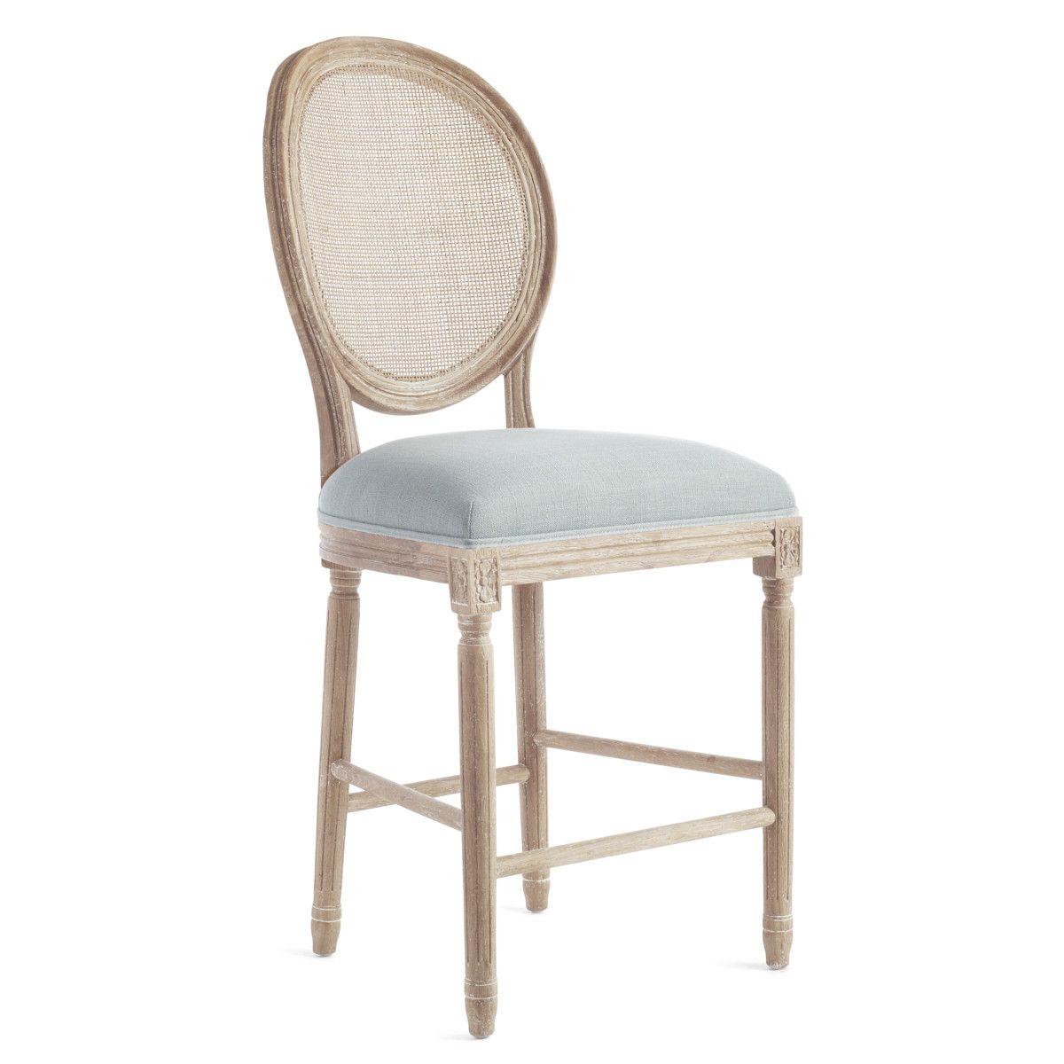 Louis Cane Back Stool Furniture Bar Furniture Cane Furniture