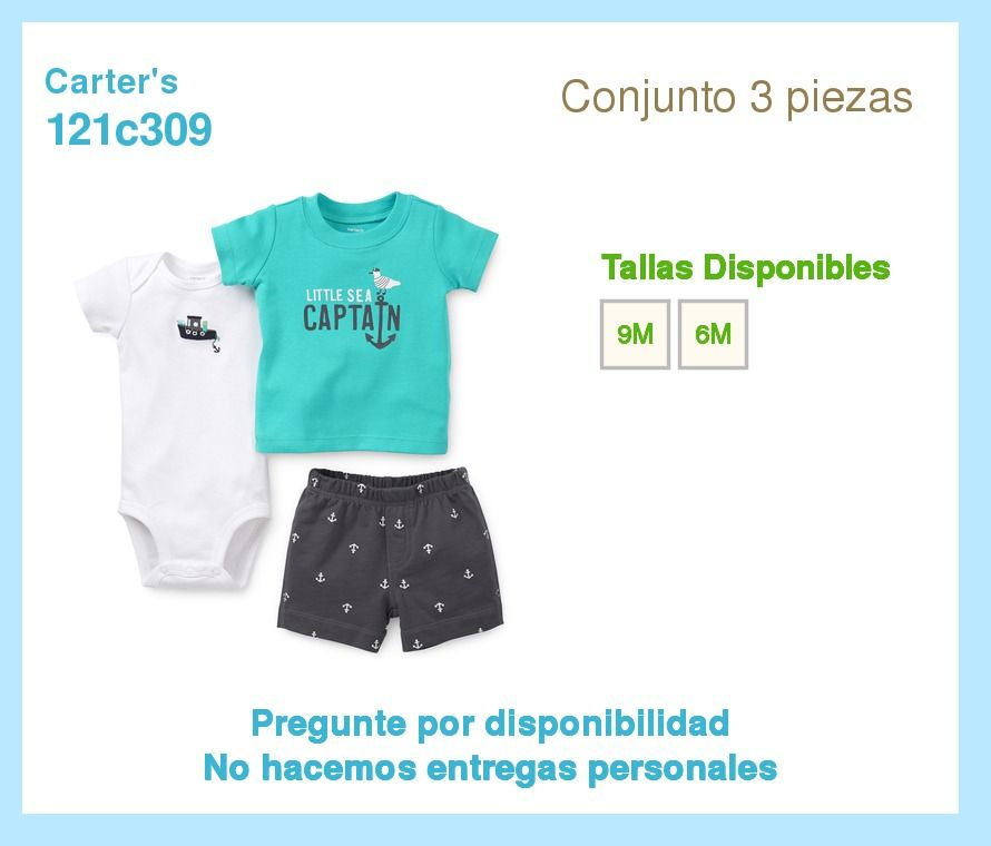 ecdecff01 Ropa Carters. Para Bebes. Varones Y Hembras. Niños Y Niñas - BsF ...