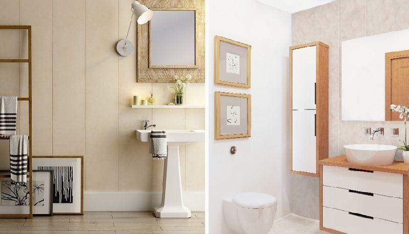 Tot am fost întrebată despre soluții pentru baie și bucătărie care - comment changer une porte