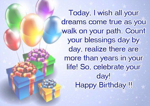 Birthday Wishes For Whatsapp Status Happy Birthday Wishes Happy