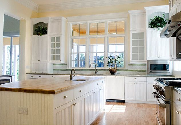 Genial Triple Kitchen Window