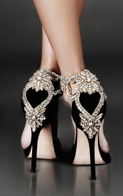 f2a14771756 Unabashed love for these gorgeous heels.