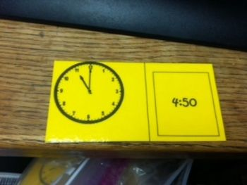 17 Best images about School - maths - time on Pinterest   To tell ...