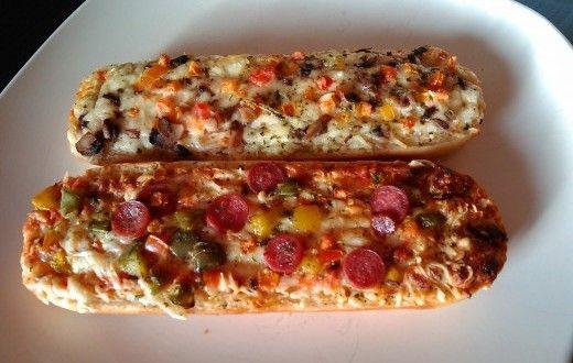 Preprečeni hleb vegeterijanska i mesna varijanta – Ana Vuletić
