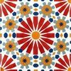 Look what I found Via Alibaba.com App: - moroccan tile decorative ceramic tile flower pattern small tile