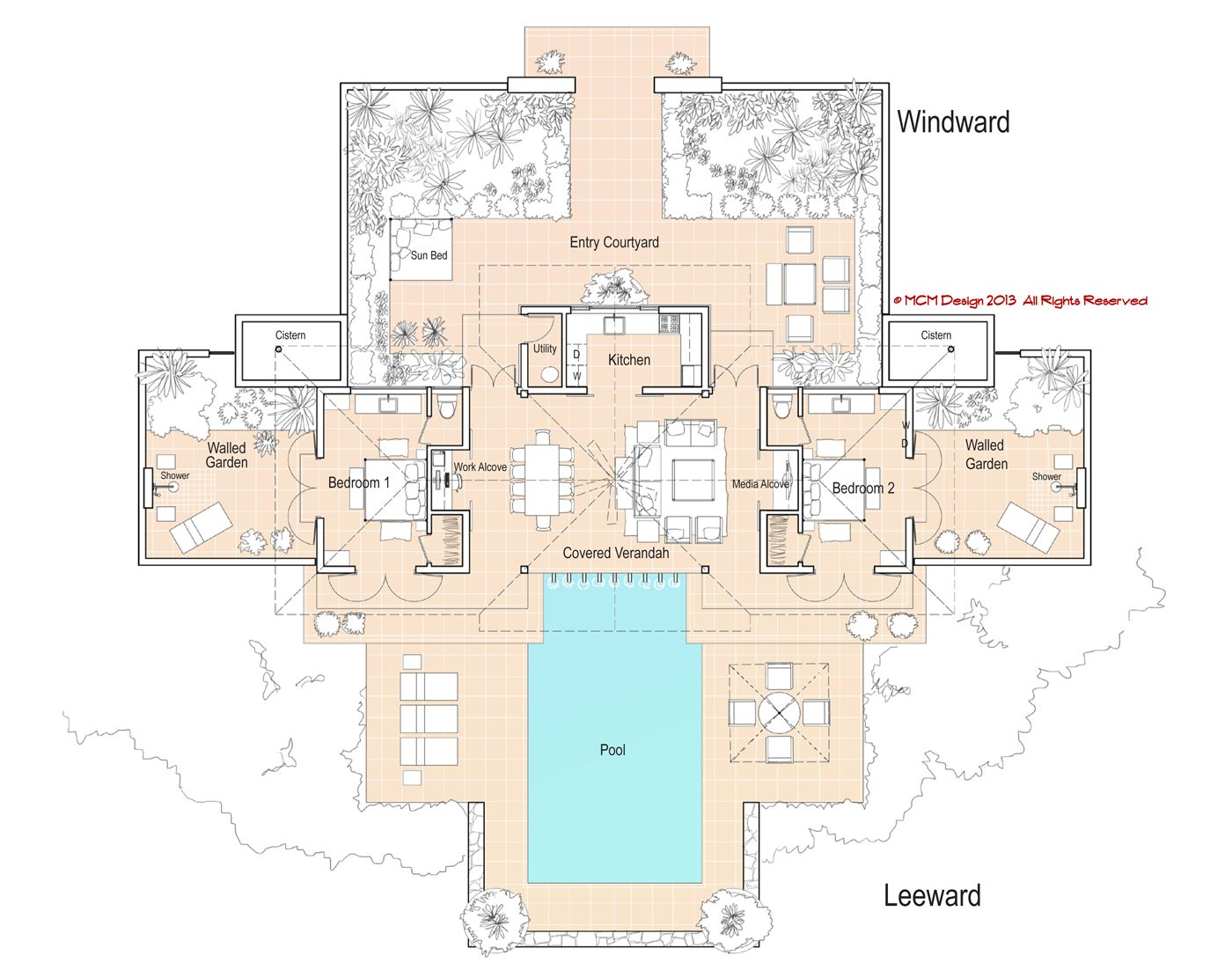 Amusing island house plans gallery ideas house design for Island house plans