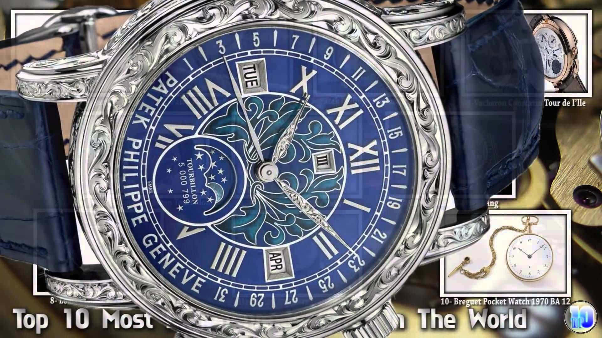Top 10] Most Expensive Watches In The World 2015 HD ...