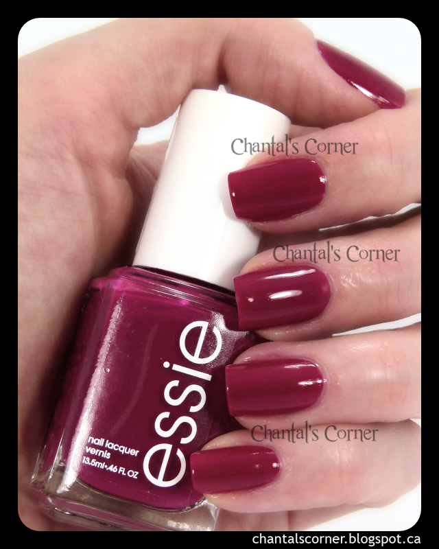 Essie: Plumberry (one of my FAVORITES) | beauty | hair : nails ...