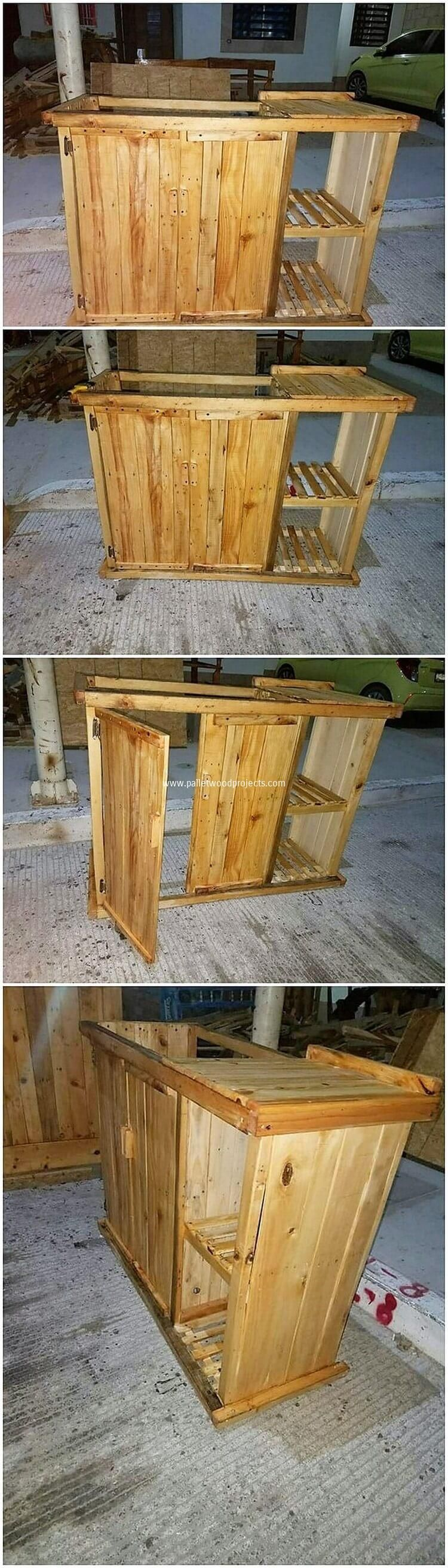 This Is Such A Lovely Design Of The Pallet Sink