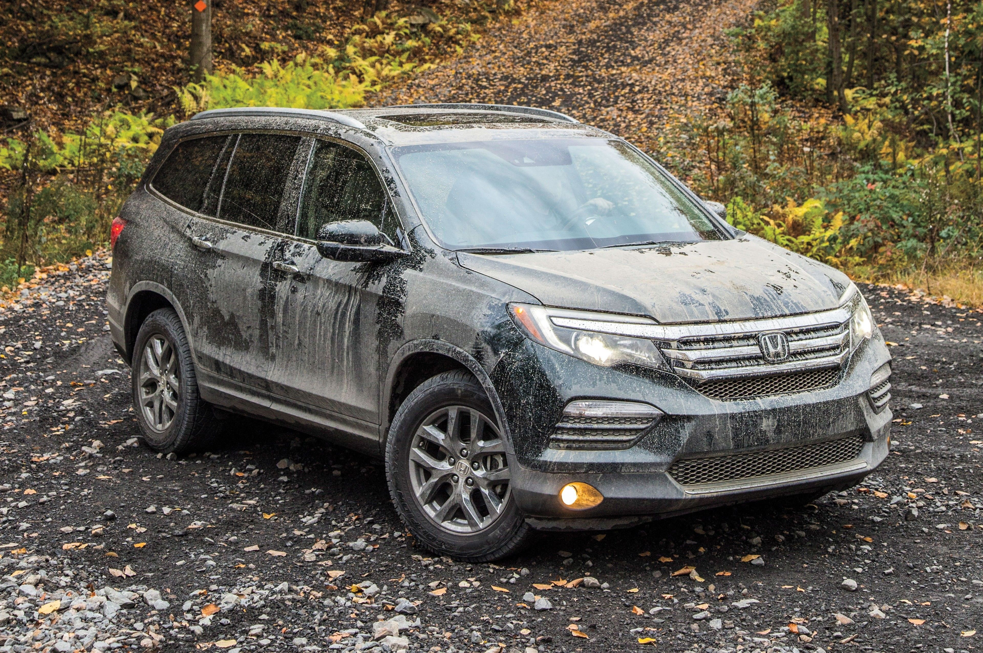 2019 Honda Pilot Gas Mileage Specs and Review Honda