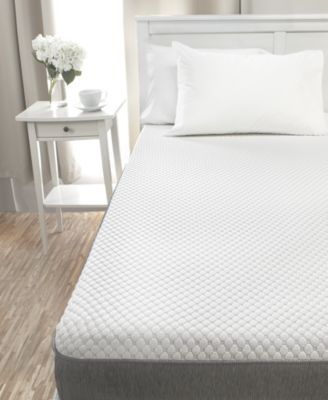 Dream Science By Martha Stewart Collection 10 Memory Foam Mattress Twin Quick Ship Mattress In A Box Memory Foam Mattress Full Mattress In A Box Mattress