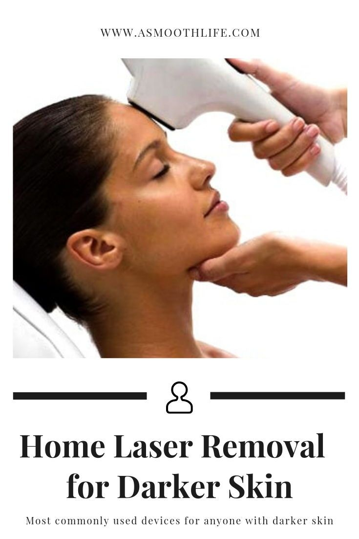 Laser Hair Removal For Dark Skin Difficult, But Possible
