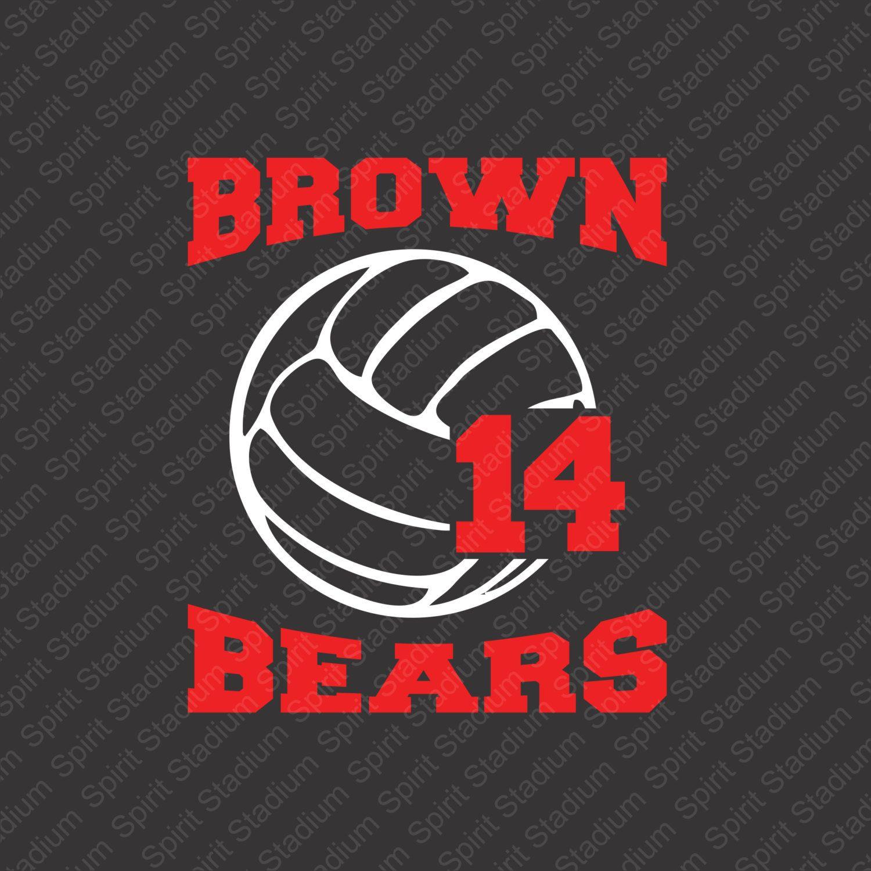 T shirt design volleyball - Volleyball Shirt Custom School Team Shirt Volleyball T Shirt Sports Shirt School Spirit Shirt W Number