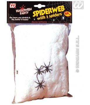 spindelvæv 19,50kr