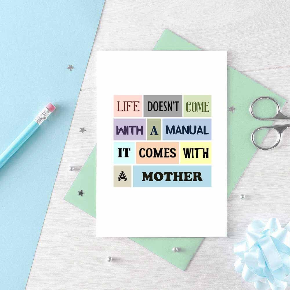 Pin On Mom Birthday Card