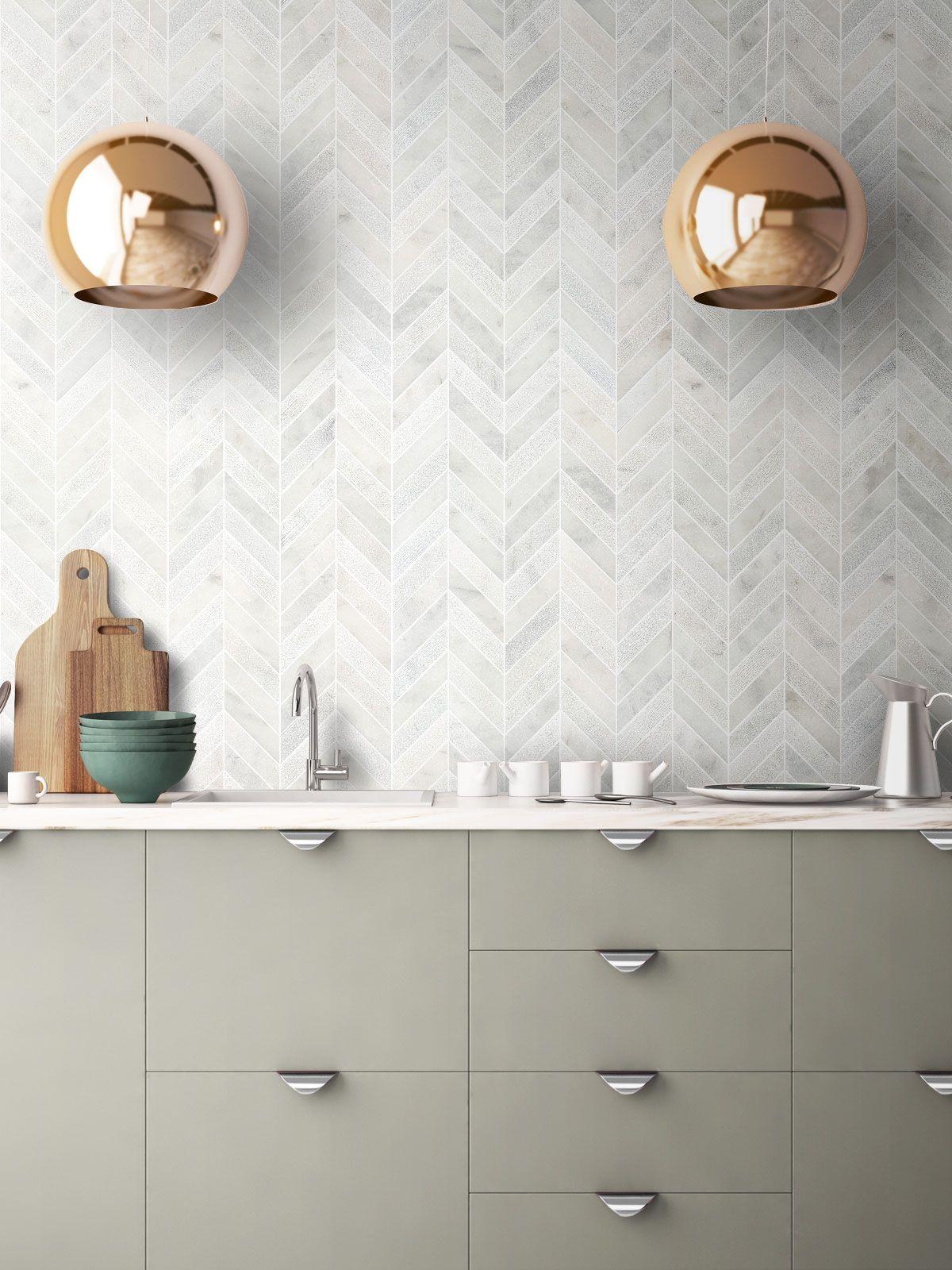 Ba631613 Marble Home Decor Tile Backsplash Kitchen Marble