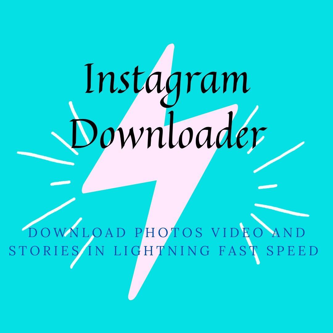 Instadp Downloader and Viewer in 2020 Instagram video