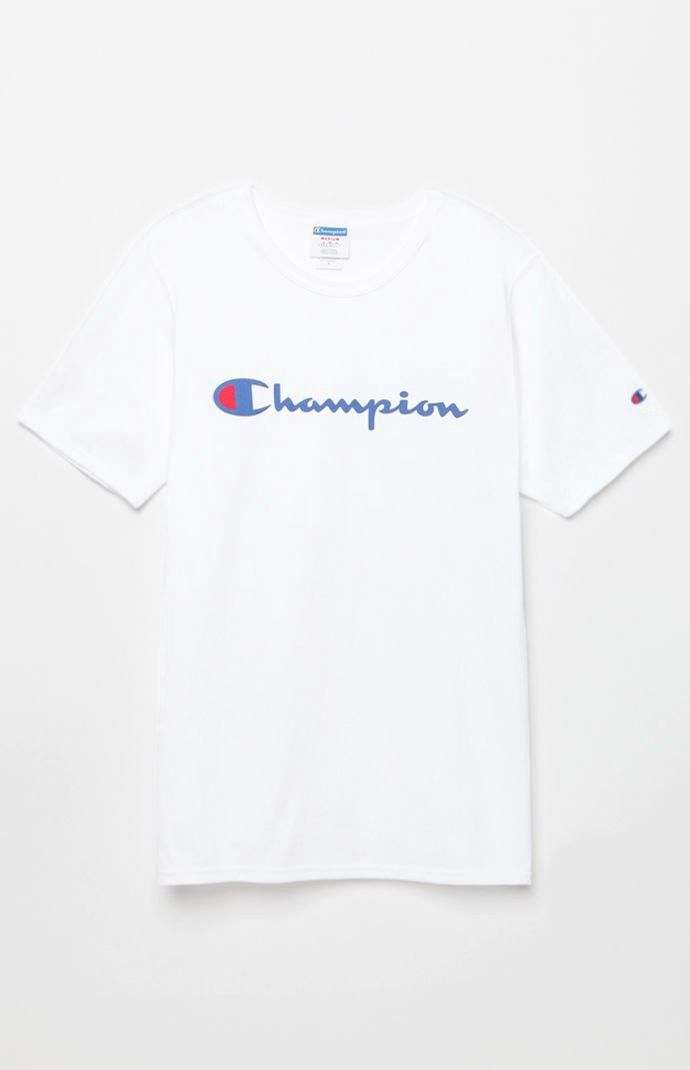 146cb9a3 Champion Patriotic Script T-Shirt by Champion in 2018 | Products ...
