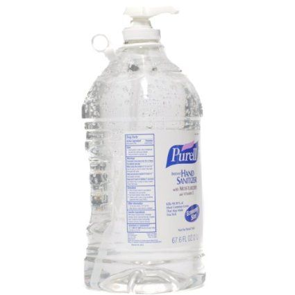 Purell 9625 04 Advanced Instant Hand Sanitizer Economy Size 2 L