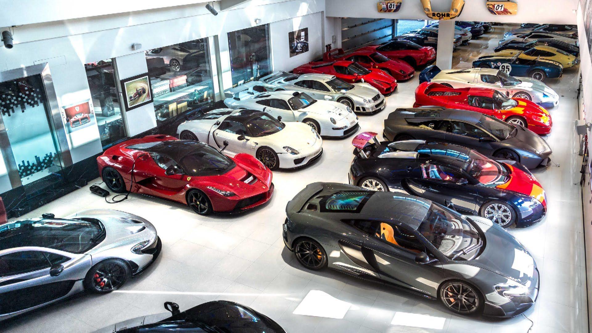 Mkar S Insane 30 Hyper Car Collection In Bahrain Car Collection Car Luxury Car Rental