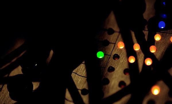 Nine Inch Nails Ghosts I Iv 2008 By Rob Sheridan Via Behance